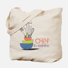 Chef in Training Tote Bag