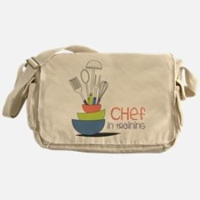 Chef in Training Messenger Bag