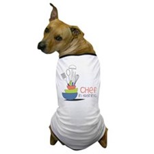 Chef in Training Dog T-Shirt