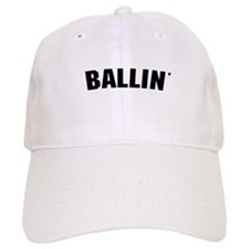 Ballin' Baseball Cap