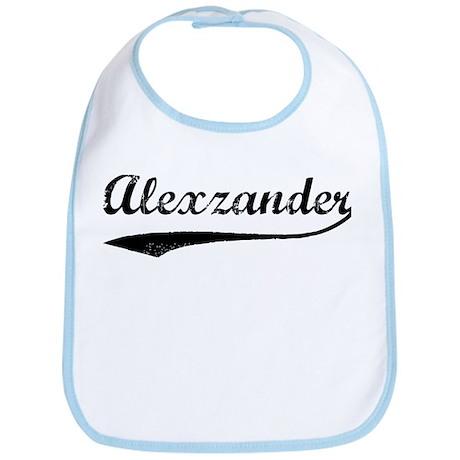 Vintage: Alexzander Bib