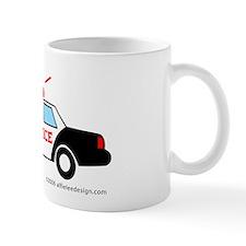 Wee Police Car! Mug