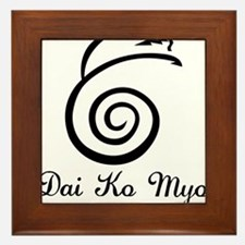 Dai Ko Myo Master Framed Tile