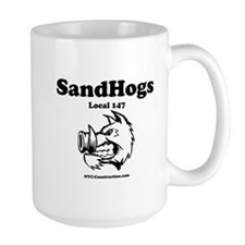 SandHogs, Local 147 Mug