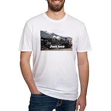 Just loco: steam train Colorado, USA 2 Shirt