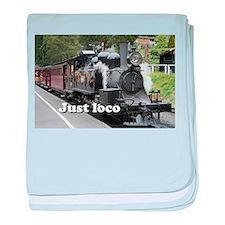Just loco: steam train, Victoria, Australia baby b