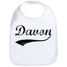 Vintage: Davon Bib