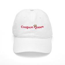 Coupon Queen Baseball Cap