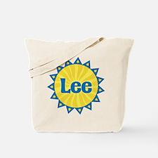Lee Sunburst Tote Bag