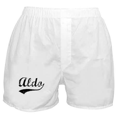 Vintage: Aldo Boxer Shorts