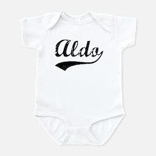 Vintage: Aldo Infant Bodysuit