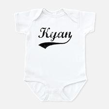 Vintage: Kyan Infant Bodysuit