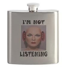 NOT LISTENING Flask