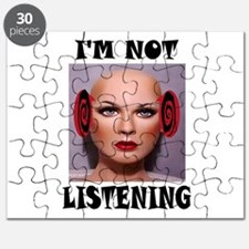 NOT LISTENING Puzzle