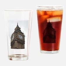 big ben Drinking Glass