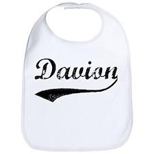 Vintage: Davion Bib