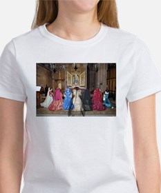Her Majesty and Ladies at Prayer Tee