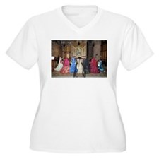 Her Majesty and Ladies at Prayer T-Shirt