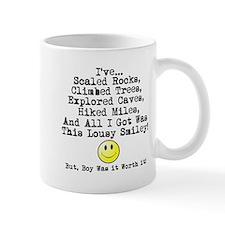 Lousy Smiley Mug