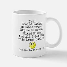 Lousy Smiley Small Small Mug