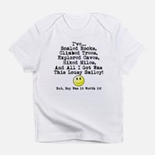 Lousy Smiley Infant T-Shirt