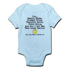 Lousy Smiley Infant Bodysuit