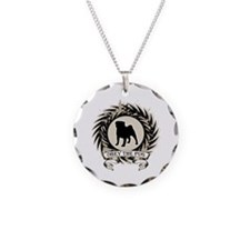 Obey The Pug Necklace