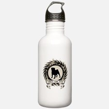 Obey The Pug Water Bottle
