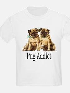 Pug Addict T-Shirt