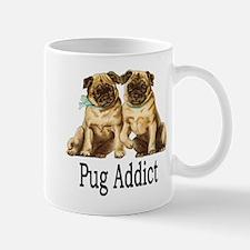 Pug Addict Mug