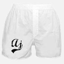 Vintage: Aj Boxer Shorts