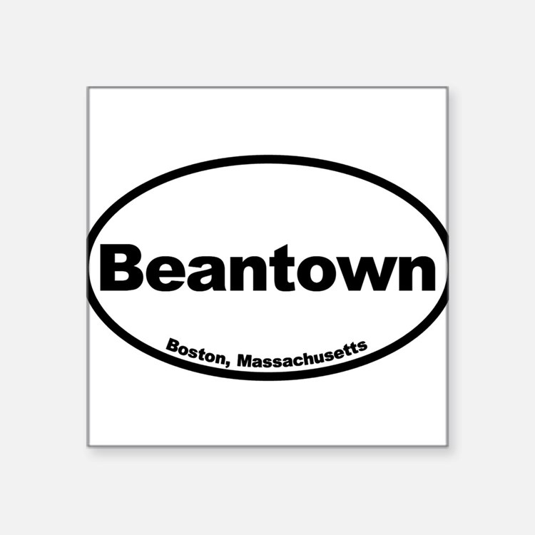 Boston, Massachusett Sticker