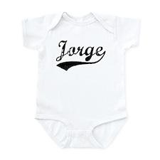 Vintage: Jorge Infant Bodysuit