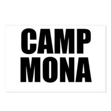 Camp Mona Postcards (Package of 8)