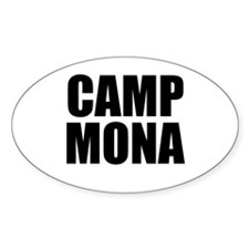 Camp Mona Decal