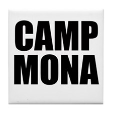 Camp Mona Tile Coaster