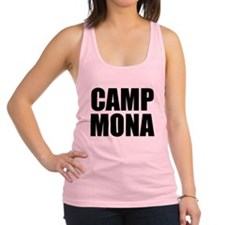 Camp Mona Racerback Tank Top