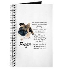 Pug Your Friend Journal