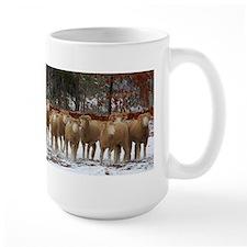 Sheep Strip-Horned Dorsets Mug