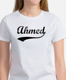 Vintage: Ahmed Women's T-Shirt