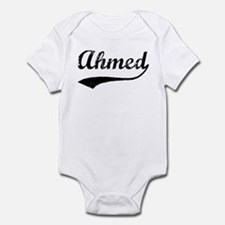 Vintage: Ahmed Infant Bodysuit