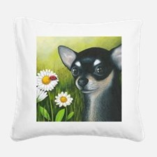 dog 79.jpg Square Canvas Pillow