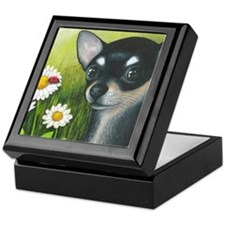 dog 79.jpg Keepsake Box