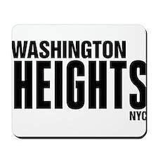 Washington Heights NYC Mousepad