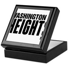 Washington Heights NYC Keepsake Box
