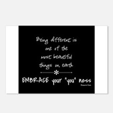 Being Different Postcards (Package of 8)