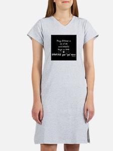 Being Different Women's Nightshirt