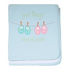 Good Things baby blanket