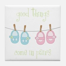 Good Things Tile Coaster