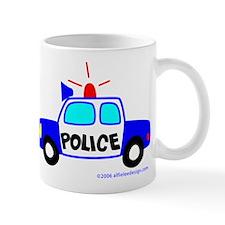 Wee Police Cruiser! Mug